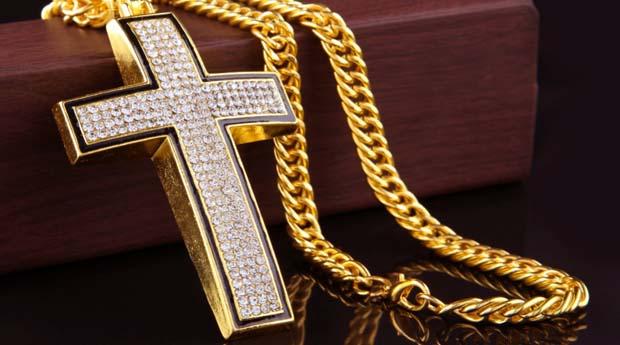 39883ea9d29f Нательные золотые крестики  новый взгляд